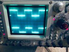 Tektronix 465b 100 Mhz Oscilloscope Dual Channel As Is
