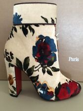 06d54503341 Christian Louboutin Floral Boots for Women for sale | eBay