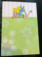 Hallmark Disney Fairies Birthday Card
