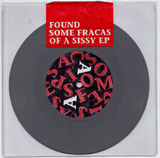 "FOUND Some Fracas Of A Sissy EP 2008 German 3-track grey vinyl 7"""