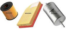 Per VOLVO xc90 2.5 2.9 02 03 04 05 06 pezzi di ricambio Kit Olio Aria Carburante Filtro impostato