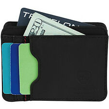 RFID BLOCKING CASH & CARD SMART NO CLIP MONEY HOLDER