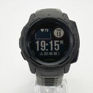Garmin Instinct Smartwatch with GPS and Wrist-based Heart Rate Technology #4191