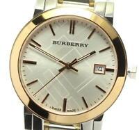 BURBERRY City BU9006 Silver Dial Quartz Men's Watch_568038