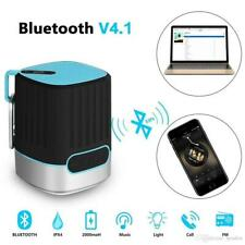 Portable P1 Wireless Speaker Bluetooth 3 in 1 Music Player with LED Flashlight