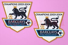 England Premier League Champion 03/04 Sleeve Gold Patch / Badge Arsenal Jersey
