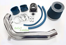 Blue Air Intake Kit & Filter For 1991-1994 Nissan 240SX S13 Silvia 2.4L L4