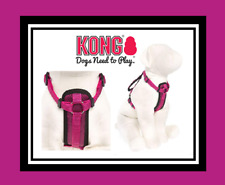 KONG COMFORT PADDED DOG HARNESS XL EXTRA LARGE  MAROON