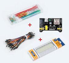 Mb102 Breadboard Module Solderless Bread Board Kit 65pcs Wire140pcs Wire Box