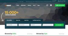 Car Dealer Marketplace Website For Sale Make money online Work from Home
