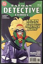 Detective Comics #796 Stephanie Brown as Robin!! Great Tim Sale Cover! (FN)