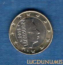 Luxembourg 2016 - 1 euro - Pièce neuve de rouleau - Luxembourg