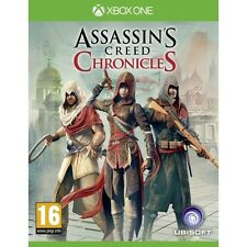 Assassin's creed chronicles trilogy Xbox One game-neuf!