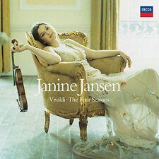 Vivaldi The Four Seasons Janine Jansen Vinyl 0028948309597
