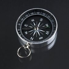 Hiking Lightweight Aluminum Wild Survival Professional Compass Navigation Tool
