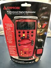 Brand New Amprobe 37XR-A True RMS Digital Multimeter w/ Component and Logic Test