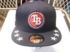 cheaper 0be66 0e10d Tampa Bay Rays New Era 5950 2018 All-Star Workout Collection fitted hat 7 1