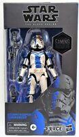 "Star Wars The Black Series Stormtrooper Commander Gaming Greats 6"" Action Figure"