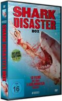 SHARK DISASTER-DELUXE BOX EDITION -TREJO/ZIERING/ROBERTS 18 FILME AUF 6 DVD NEUF