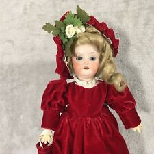 "14"" Heubach 250-9/0 Koppelsdorf Thuringia Antique Bisque German Doll"