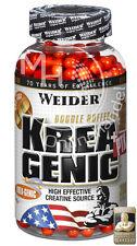 Weider Hollow genic + PTK (174,04 €/kg) 208 cápsulas lata creatina Creatin