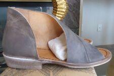 New in box Free People 'Mont Blanc' Asymmetrical Sandal shoes Retail: $168