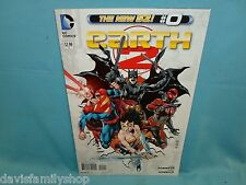 Earth 2 #0 DC New 52 Comic Comics Fine Condition
