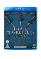 The Three Musketeers  [Blu-ray] [1973] [Region Free] [DVD][Region 2]