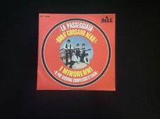 ITALIAN BEAT I MINORENNI. LA PASSEGGIATA 45Rpm HIT label Italy 1966