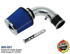 Air Intake KIT Simota filter for MINI COOPER S 1.6i R53 - MN-001