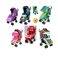 Baby Newborn Child Stroller Pram Travel Pushchair Kids Buggy with Raincover New