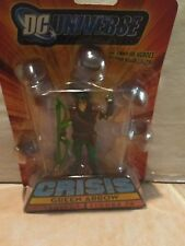 DC Universe Infinite Heroes Crisis Green Arrow series 1 figure 36 Mattel 2008