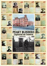 PEAKY BLINDERS - CAPTURED ON CAMERA - 1000 Piece Jigsaw