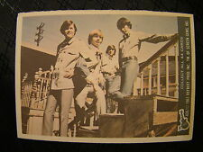 Vintage The Monkees Raybert Trading Card 1967 42 A All 4 Guys Fashion Modeling