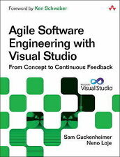 Agile Software Engineering with Visual Studio: From Concept to Continuous...
