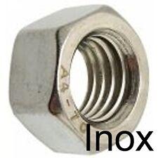 -- PROMOTION -- ECROU HEXAGONAL H HU - INOX - M8 (8)