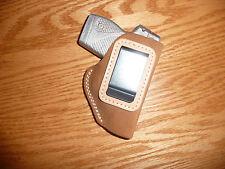 IWB Leather Concealment Holster USA Taurus TCP 738 Sig 238 KelTec Beretta .380