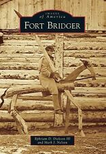 Fort Bridger by Ephriam D. Dickson III and Mark J. Nelson (2014, Paperback)
