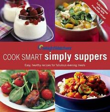 Weight Watchers Cook Smart Simply Suppers, SIMON&SCHUSTER, New Book