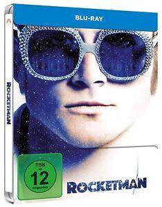 Rocketman [Blu-ray im Steelbook /NEU/OVP] Filmbiografie über Elton John