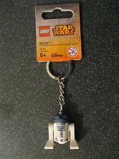 Lego Star Wars R2-D2 Llavero/Llavero Nuevo 853470