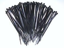"Joy Fish 14.6"" Heavy Duty Nylon Cable Ties, Zip Tie 50lb Black, 100Pc"