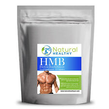 HMB 30 Capsules - Increase Muscle size and Burn Body fat - UK Supplement