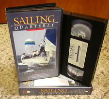SAILING QUARTERLY yacht racing Rolex International Women's Keelboat VHS Norway