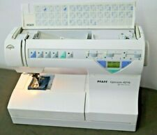 PFAFF tiptronic 6270, Nähmaschine mit IDT