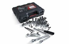 New! Craftsman 108 Pc Piece SAE Metric Mechanics Tool Set Tools Sockets Wrenches