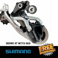 Shimano Deore XT RD-M772-SGS Derailleur Shadow Long Cage MTB - 9speed