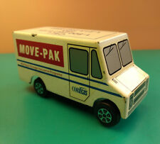 Collectible Metal Ralstoy 22 Coregis Move-Pak Delivery Van Truck Made In USA