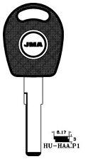 Surf Key - HU66 HAA VW T5, Golf, Polo, Audi, Seat, Skoda etc (Uncut)