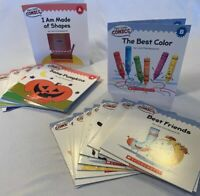 A lot of 20 First little comics Guided Reading Level A B Kindergarten Preschool